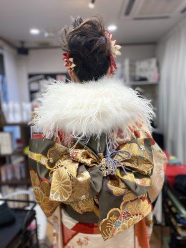 【LINE@限定】2020年成人式の着付けとセット
